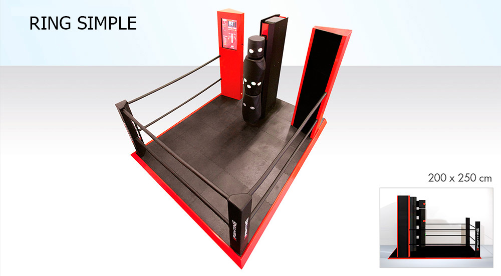 eFIGHTING - Ring simple boxeo